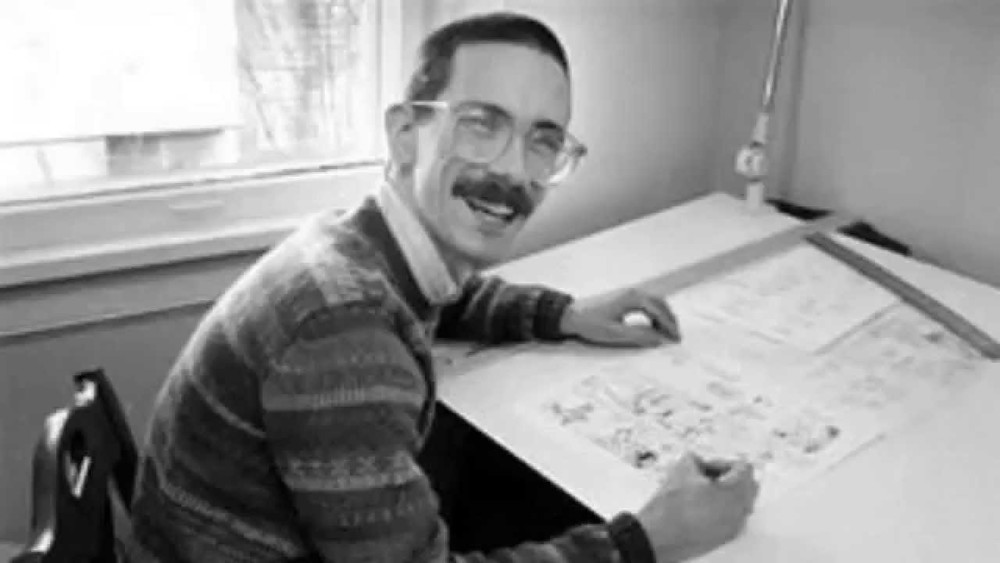 The uber talented, Bill Watterson.