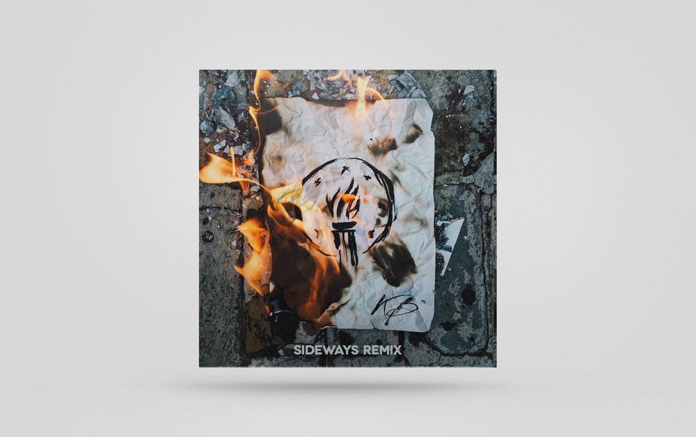 KB - Sideway Remix | Cover Art