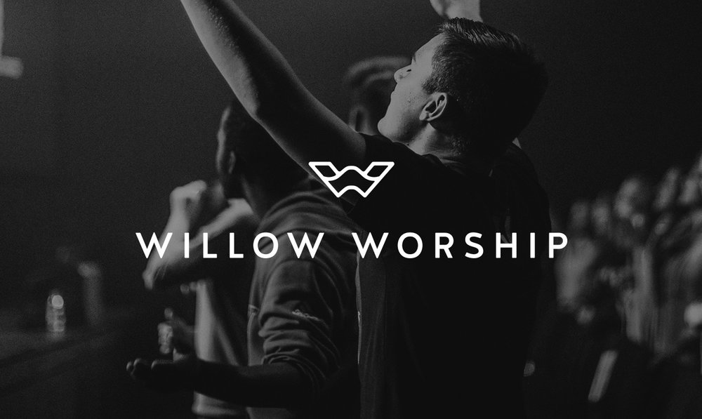 Willow Worship Logo Design