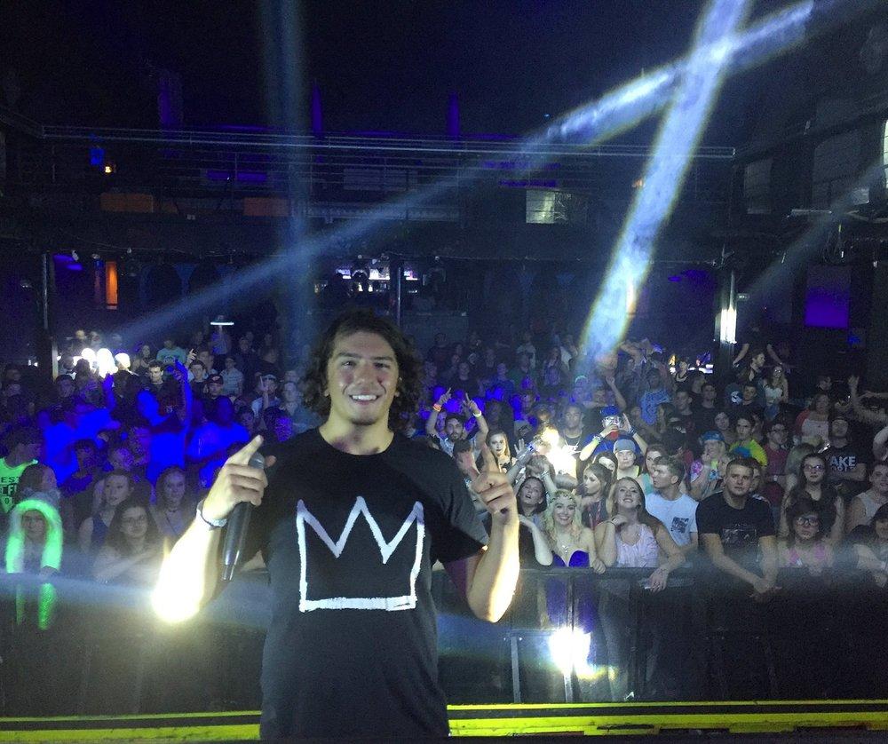 SKYrise Resident DJ at  Elektricity Nightclub , Pontiac MI