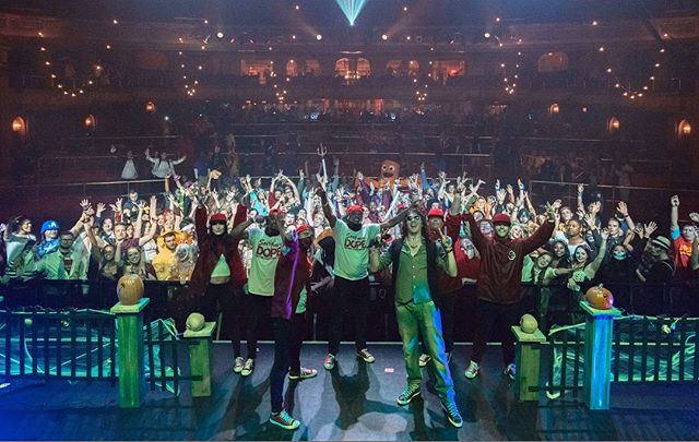 Closing out @monstersballdetroit last year was one of the best shows of my life! I can't wait to play at @fillmoredetroit again this year!  Monsters Ball is Detroit's biggest halloween party and it's a week away!  Tickets in my bio! 📸 @elitecr2
