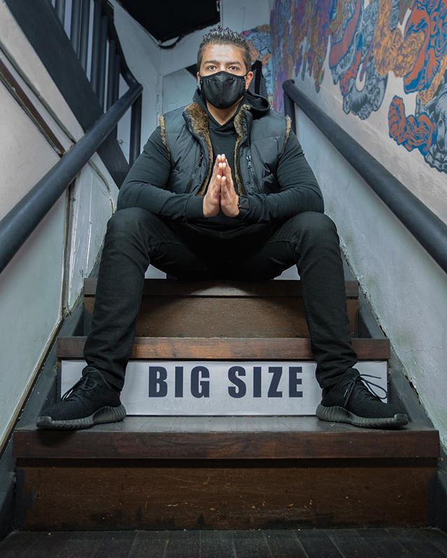 Size matters 📸@elitecr2