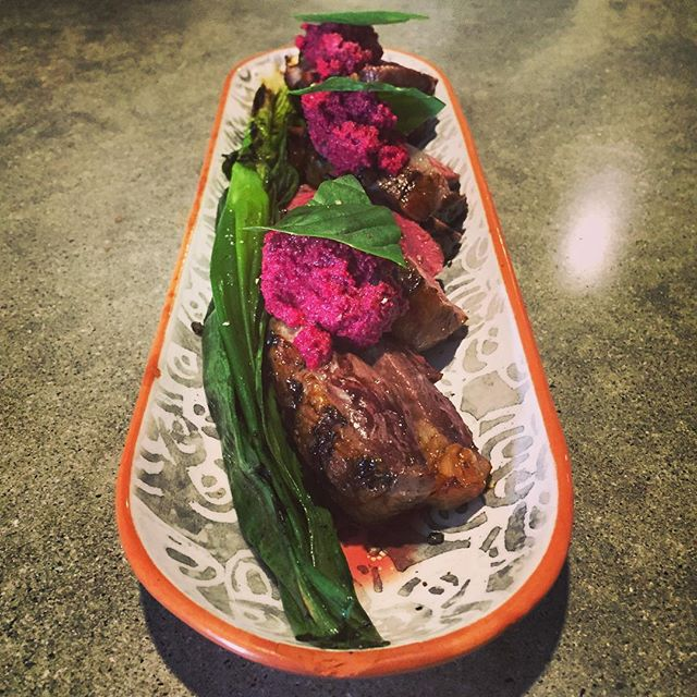 12hr Slow Roasted Lamb Rump. See you tonight friends. #nosetotail #roottoleaves #uniquedining #cookshill #darbyst #smh #goodfoodguide #urbanlist #concreteplayground #destinationnsw #timeout