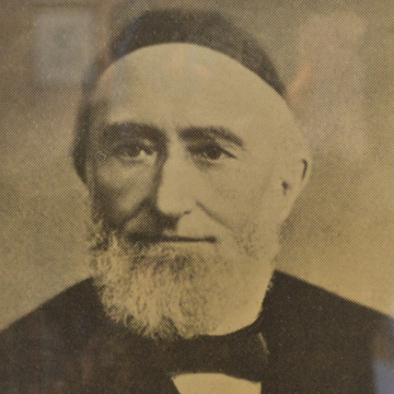 Pastor Augustus T. Selle   1846 – 1851