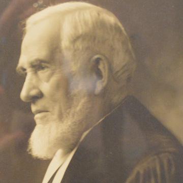 Pastor Heinrich Wunder   1851 – 1913