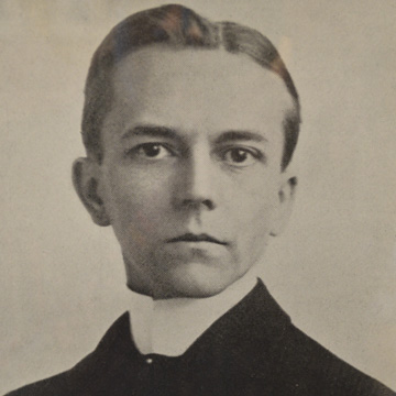 Pastor John Baumgartner   1913 – 1918