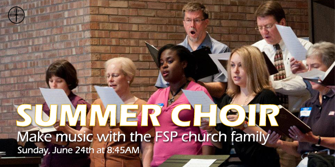 Summer Choir