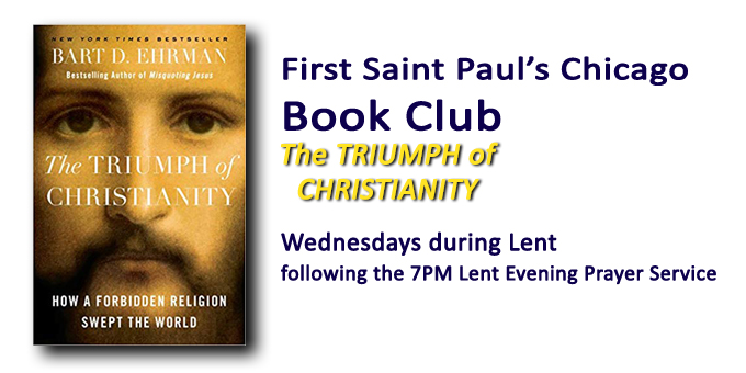 Book Club - Triumph of Christianity