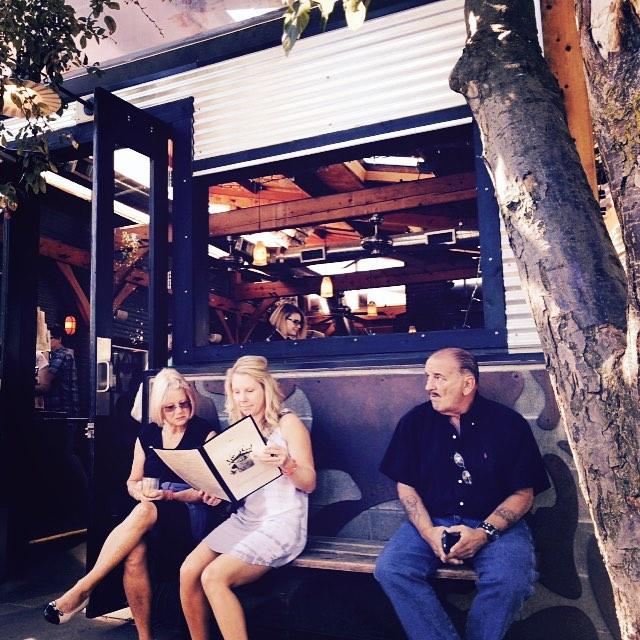 Tourists. #TinShed #PDX #Portland #Oregon #vsco #vscocam