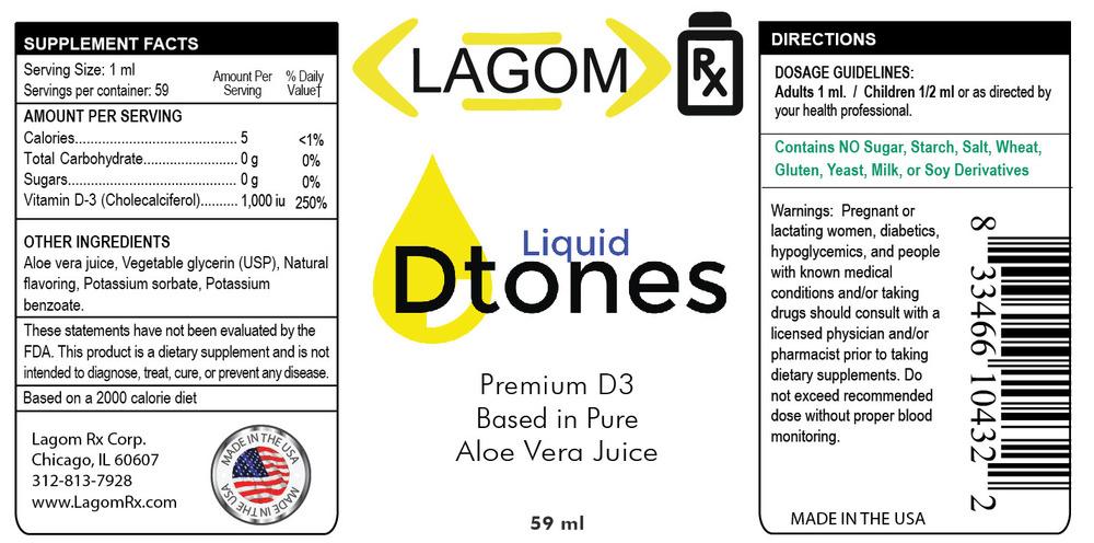 Dtones