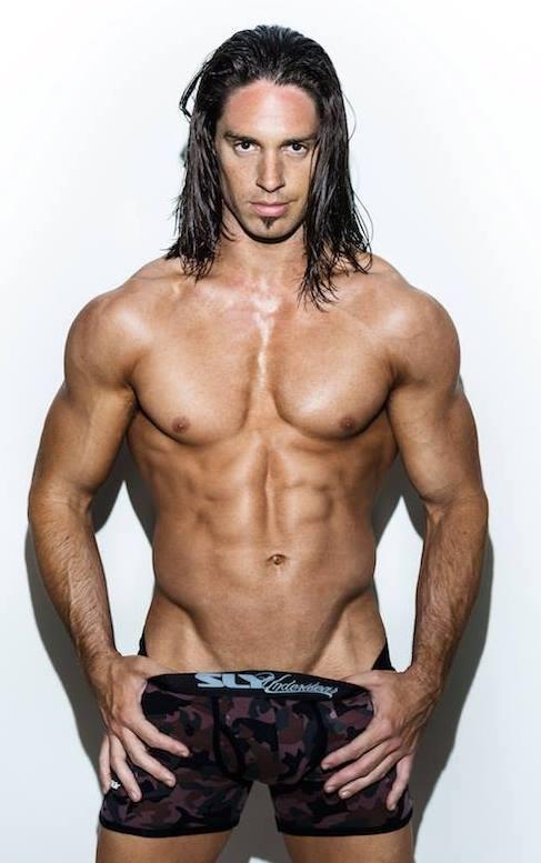 Mark male stripper brisbane