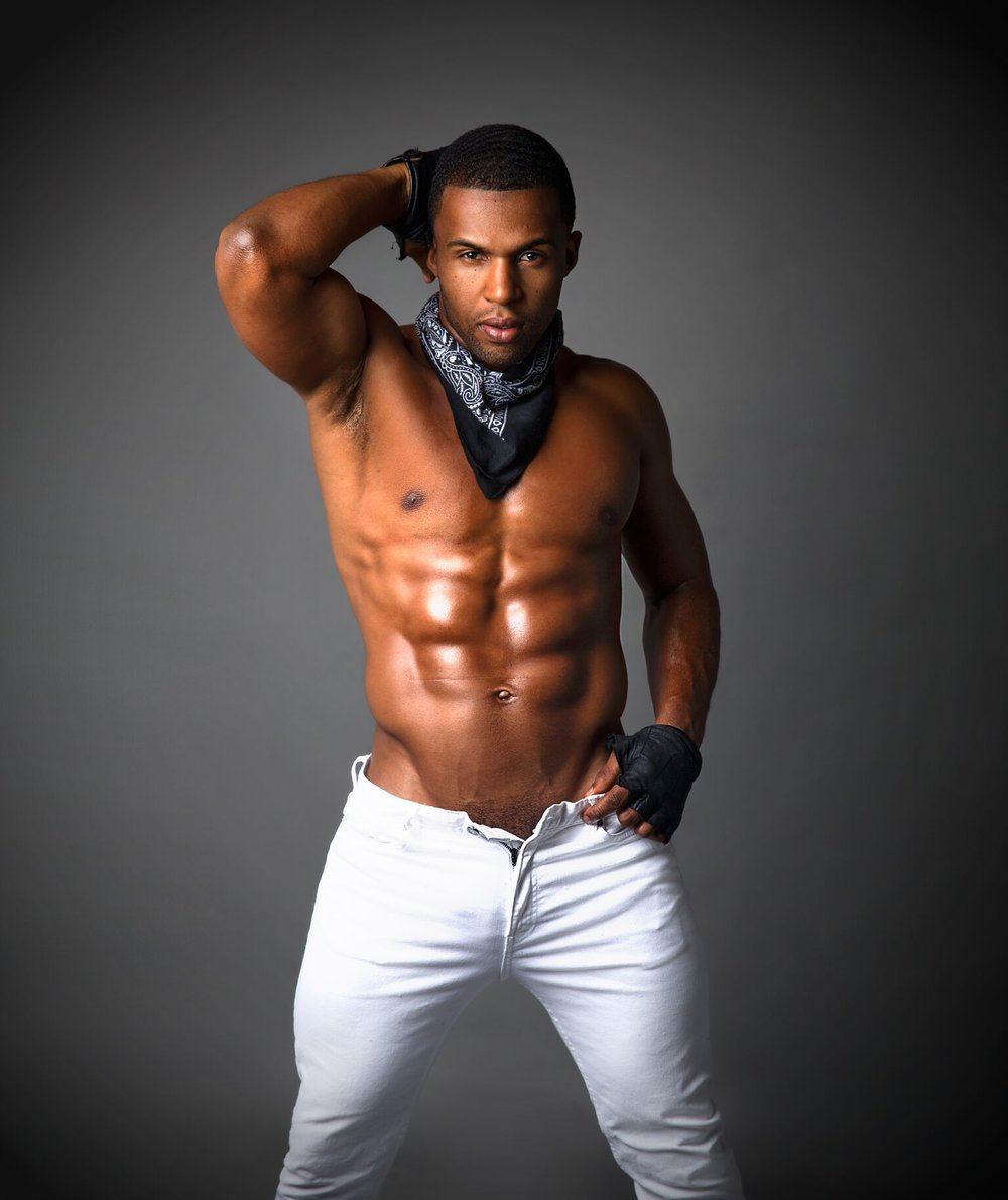 black male stripper gold coast
