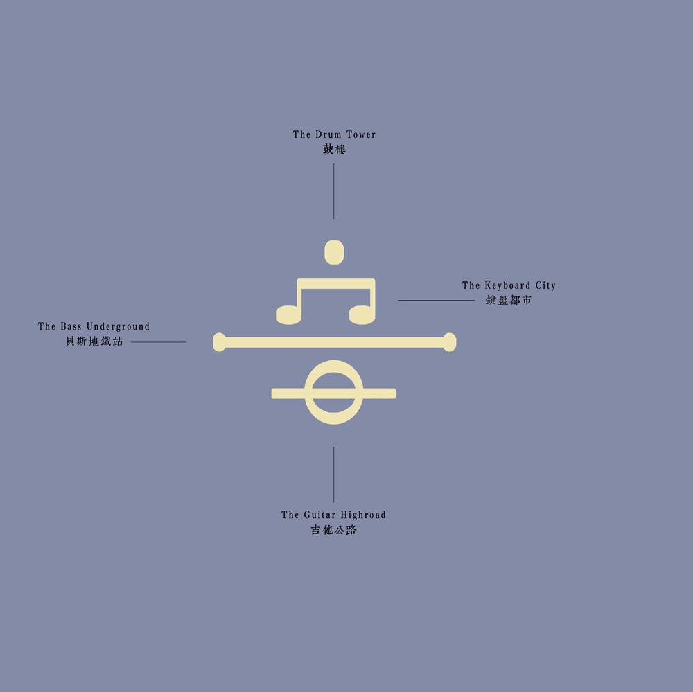 4.  Musician Isle  音島