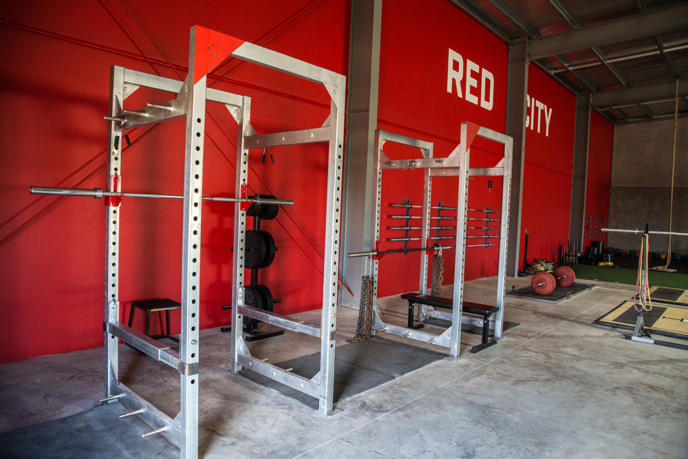 Dubbo Powerlifting Red City Gym
