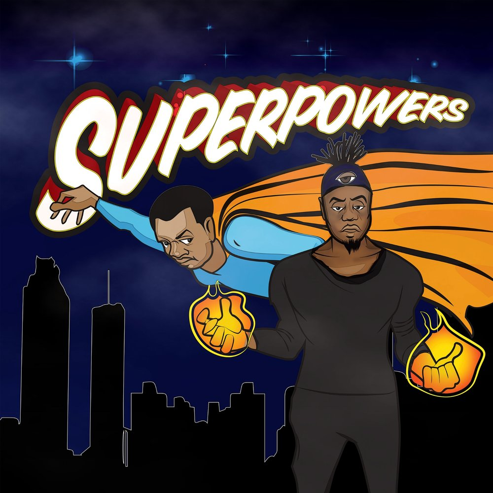 Super Powers (feat. Pell) Artwork