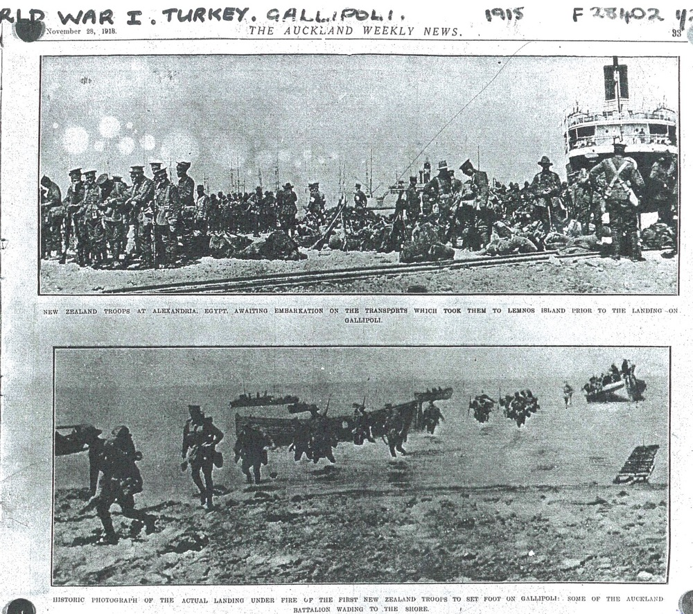 The Auckland Weekly News Publication - 28th November 1918