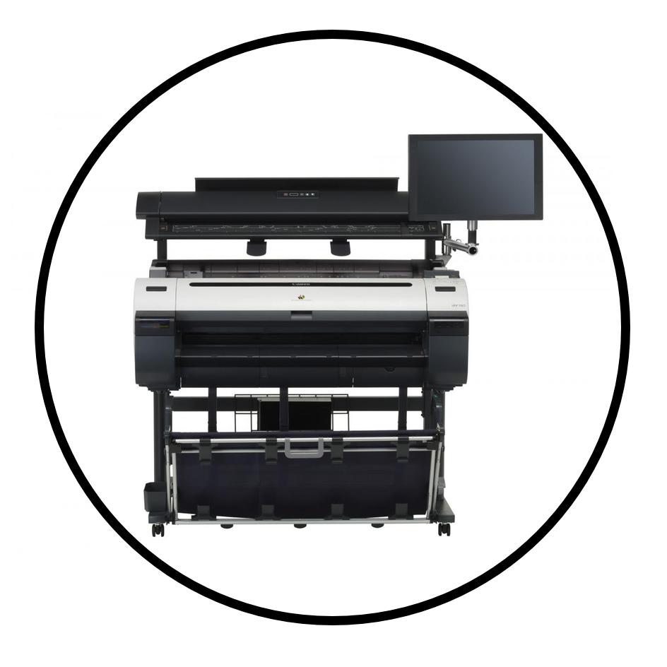 Wide Format Printer Sales, Service & Repairs.