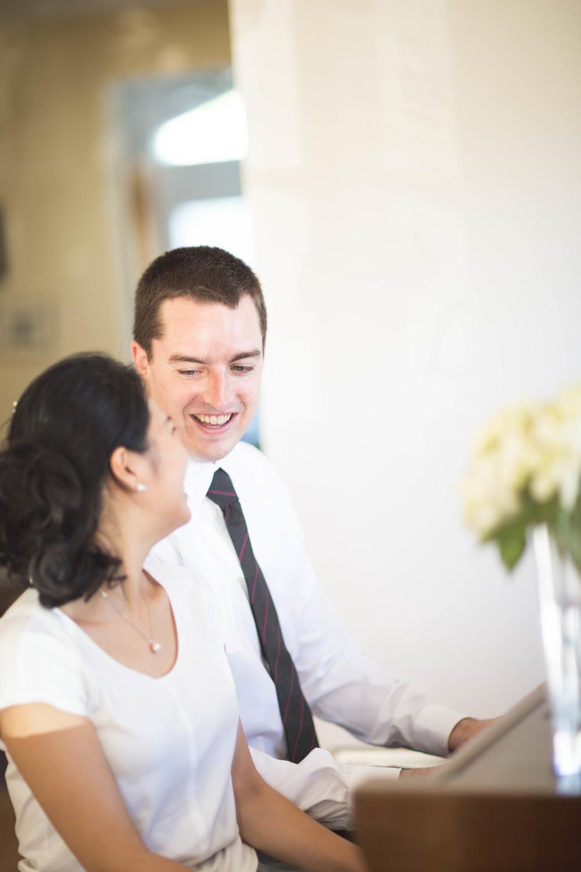 Lifestyle Wedding in Los Angeles with Kate Van Amringe