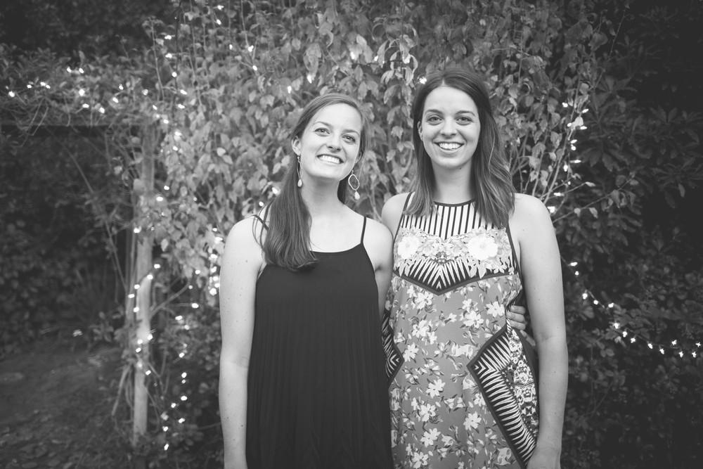 Lifestyle Wedding in Los Angeles with Kate Van Amringe Siblings