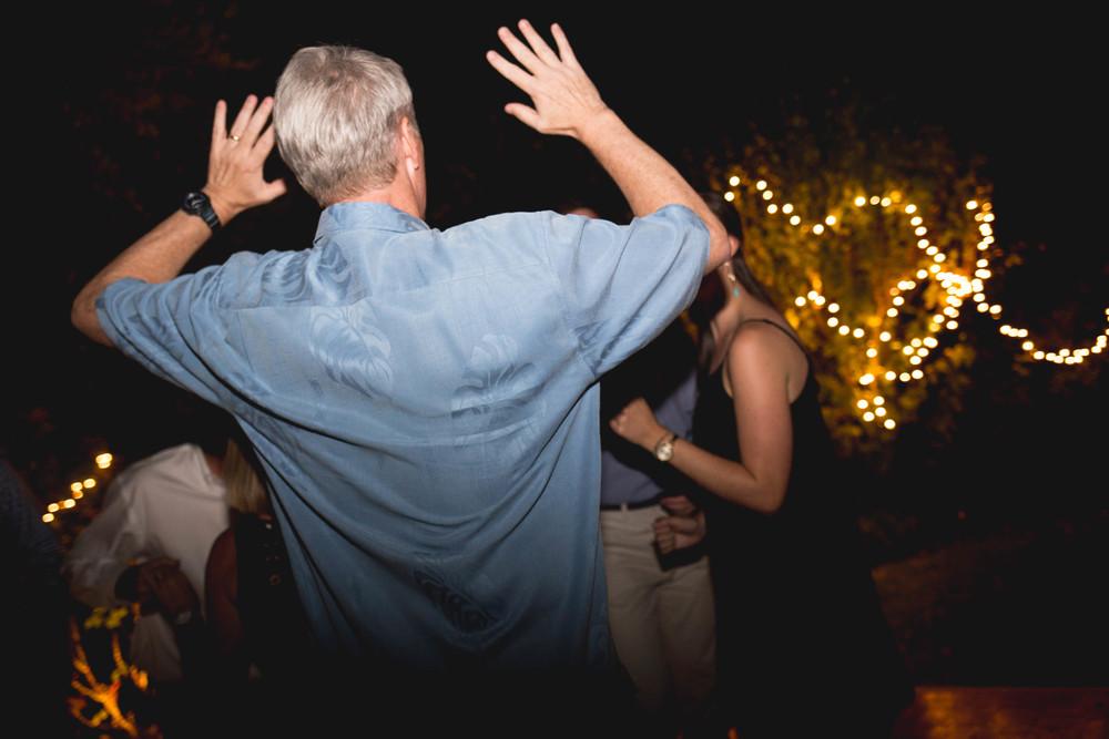 Lifestyle Wedding in Los Angeles with Kate Van Amringe Dancing