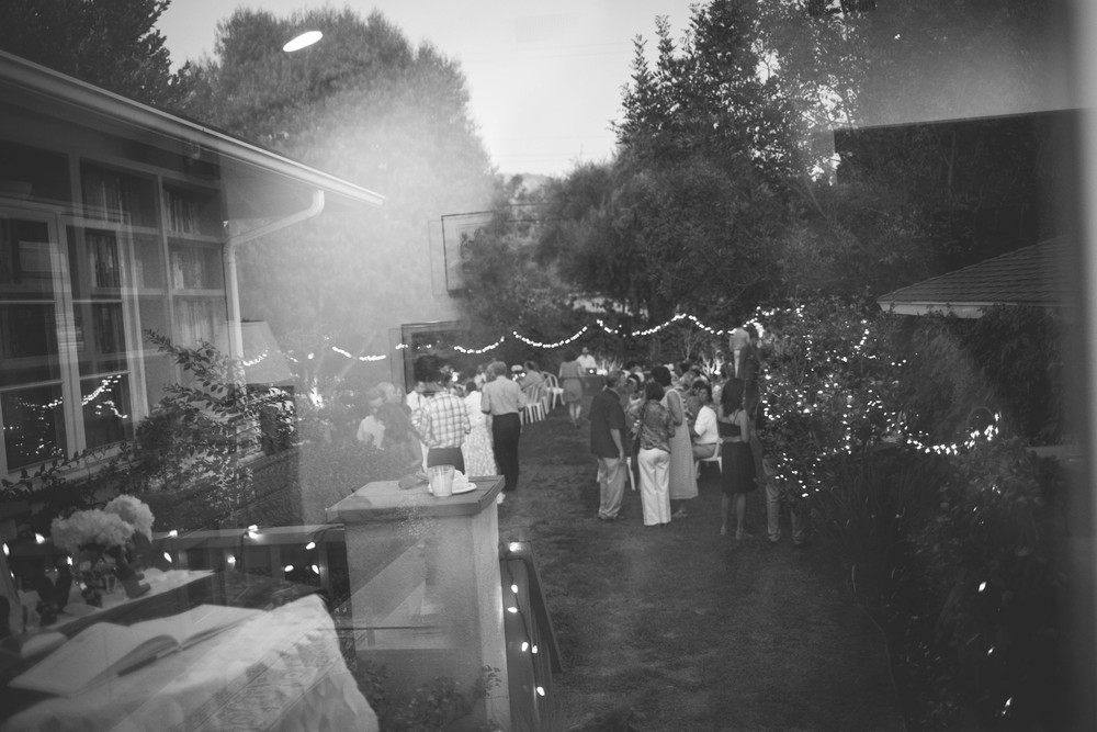 Lifestyle Wedding in Los Angeles with Kate Van Amringe Black and Whites