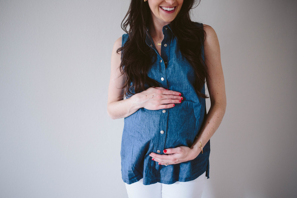 Lifestyle Maternity in Seattle with Kate Van Amringe