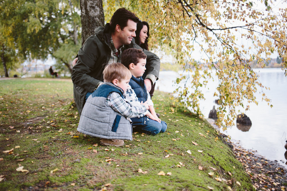 Seattle Family Lifestyle, Kate Van Amringe Photography, Family Time