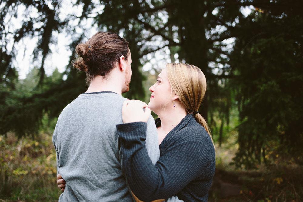 Kate Van Amringe Photography - Seattle, WA - Leaves