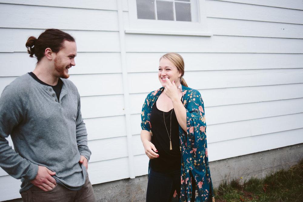 Kate Van Amringe Photography - Seattle, WA - Engagement