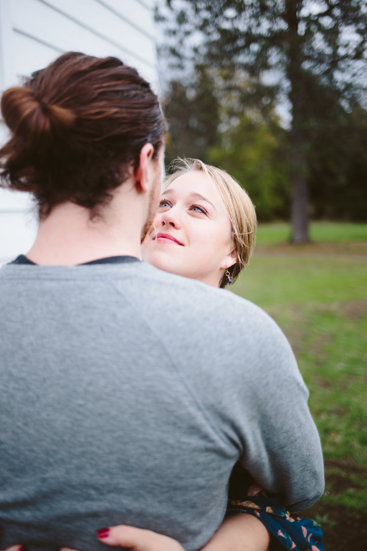 Kate Van Amringe Photography - Seattle, WA - Engagement Love