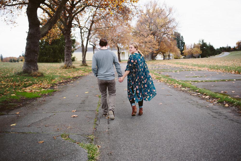 Engagement - Kate Van Amringe - Seattle, WA - Love