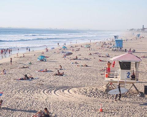 Blogissa nyt! Kalifornia kuvina osa 1: Newport Beach ja Huntington Beach. #tb #california #huntingtonbeach #lifeguard #beachlife #limeandlipstickblog
