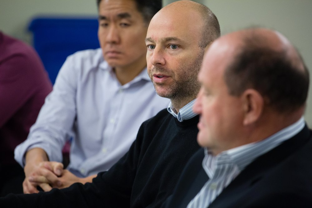 Silicon Valley VCs - Lok Lee, Pat Gallagher, Eric Bautois