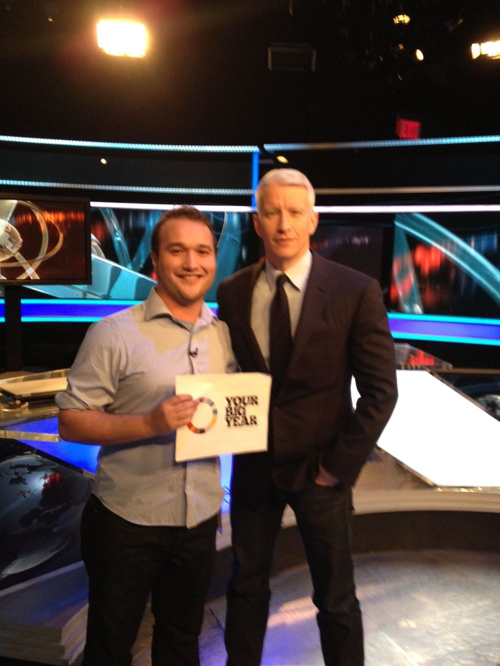Anderson Cooper, Journalist, CNN