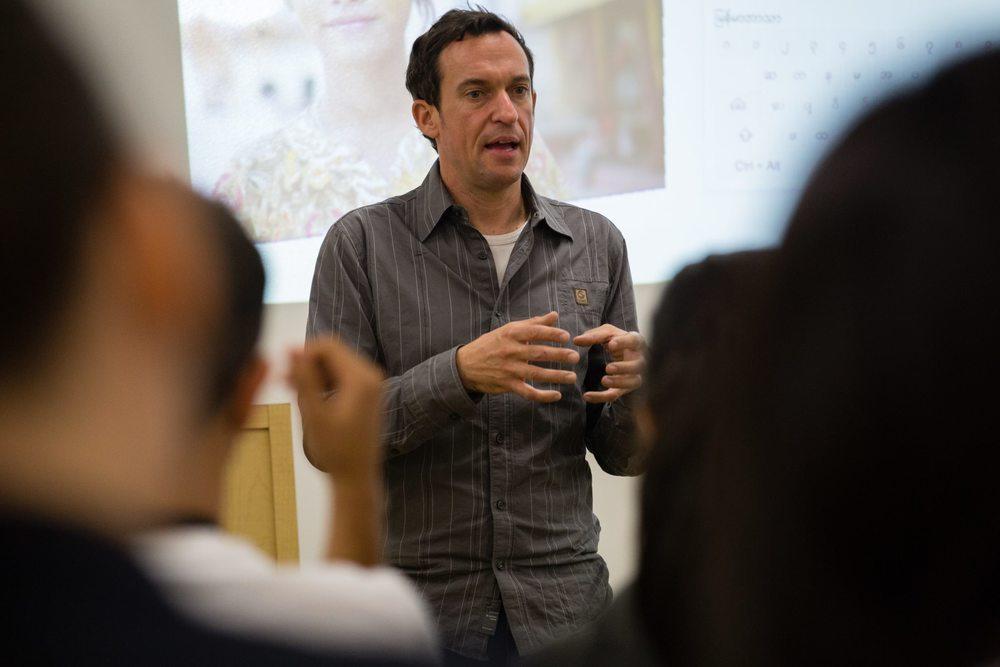 Brian Kemler, Lead Creator, Google Burma