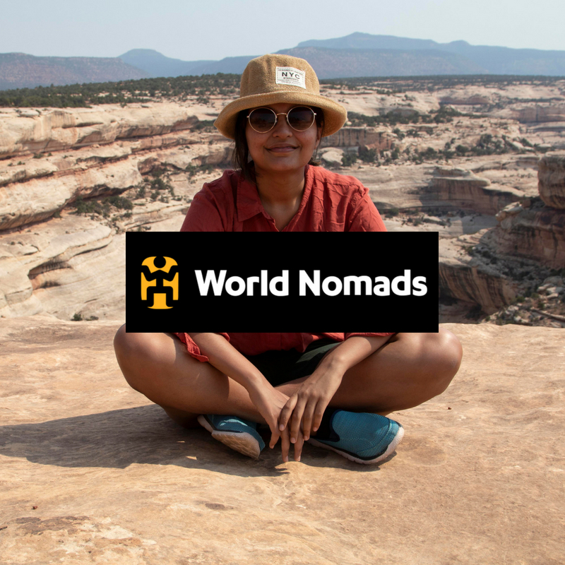 Wold Nomads offer scholarships!