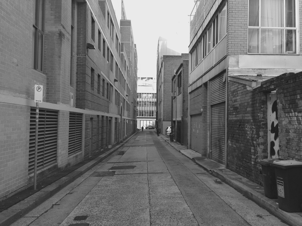 Sydney streets…