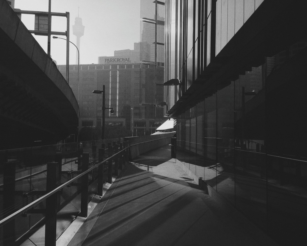 #sydney #bw #architecture