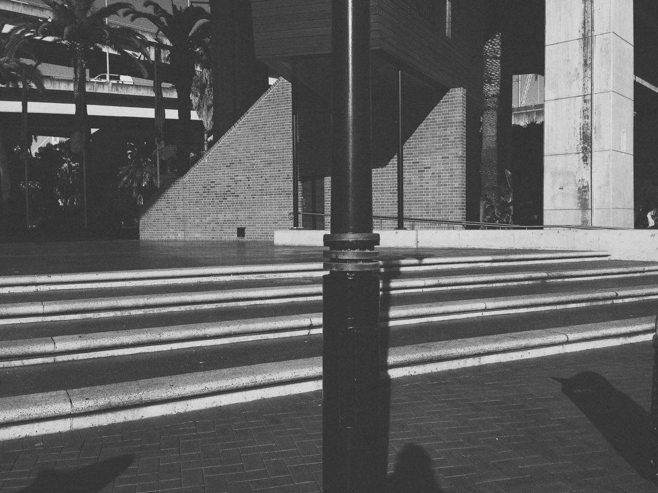 #streetphotography #poles #sydney #vscocam