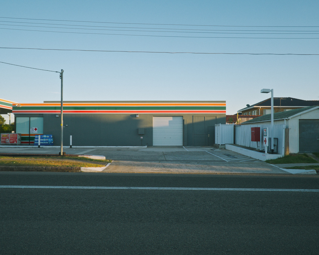 #suburbia #banksia #sydney #documentingspace