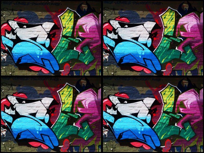 _ #streetart #stkilda