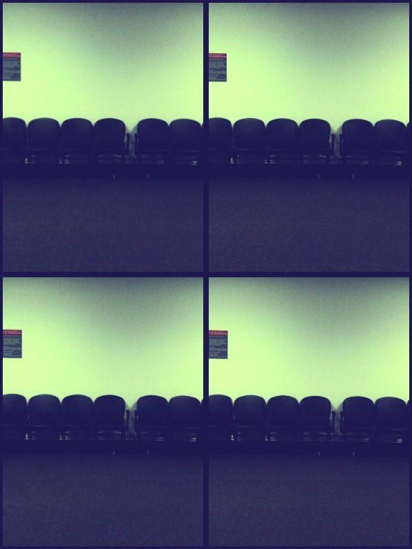 Waiting in transit….