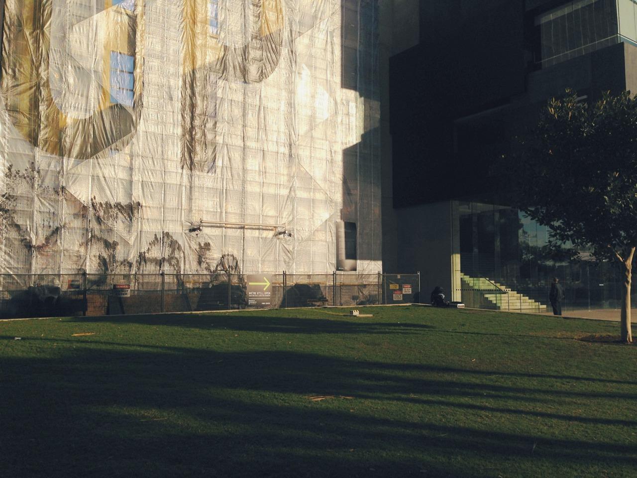 MCA - Sydney #documentingspace