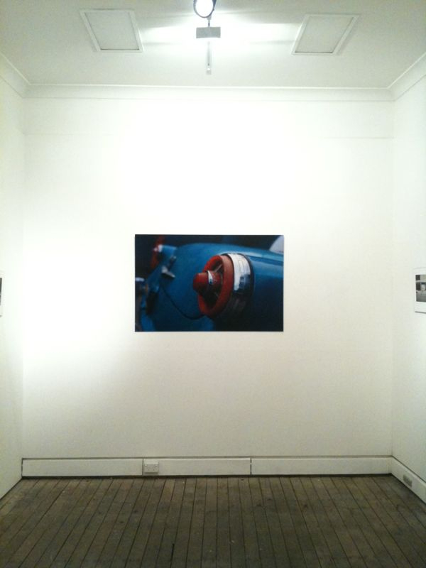 Hung. #photography #exhibition