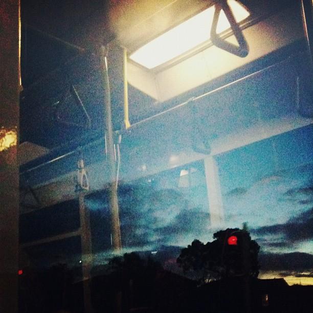 #transit (Taken with  instagram )