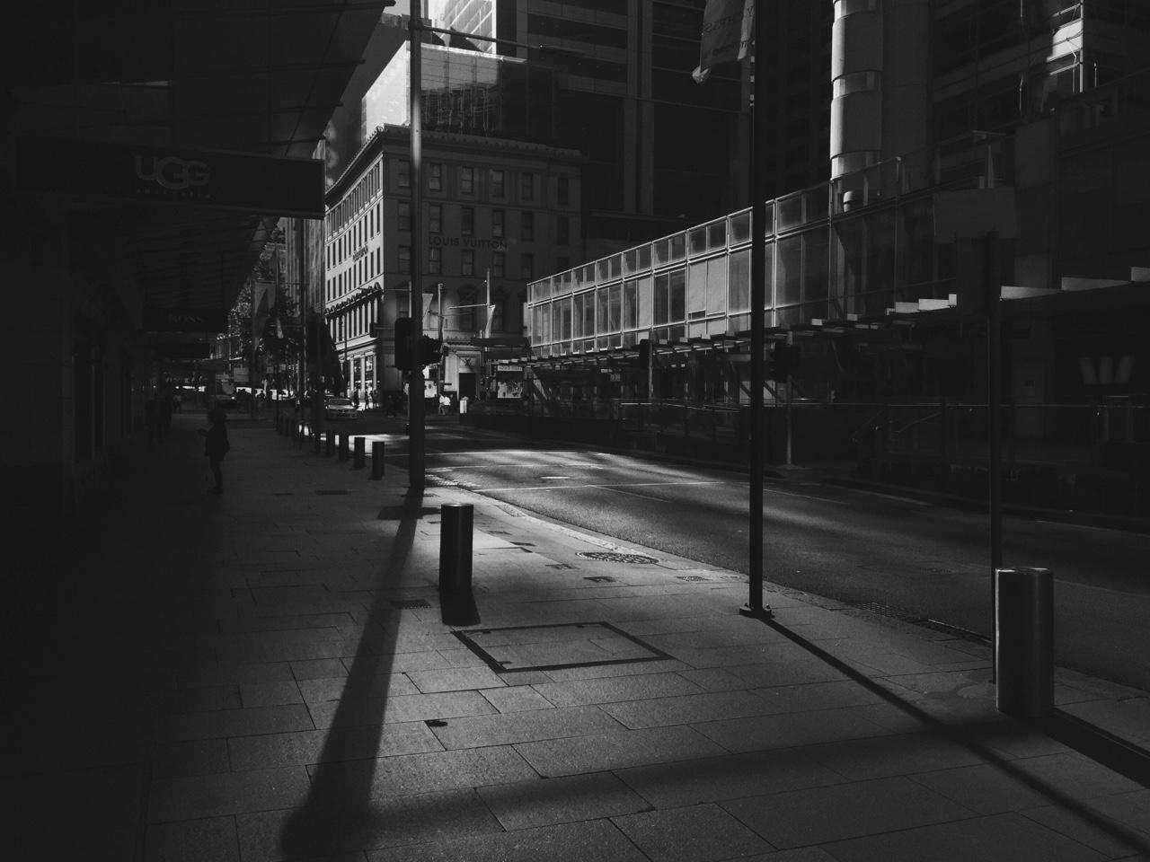 Empty Streets - Sydney