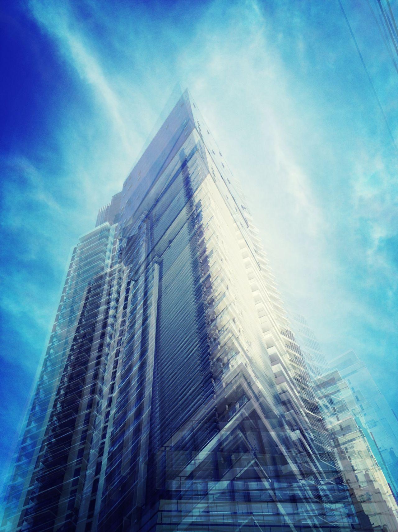 #mobilephotography #vertigo #architecture