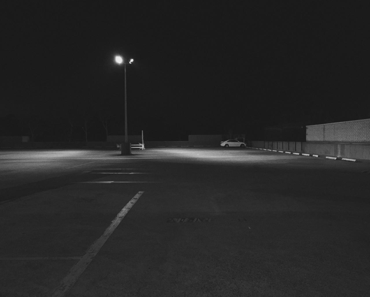 Car Park - Suburbia