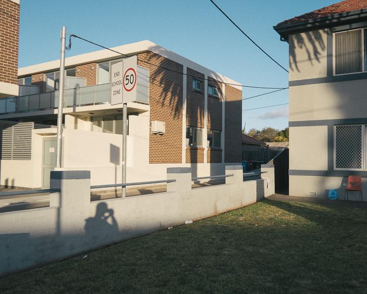 #sydney #suburbia #hurstville #vscofilm