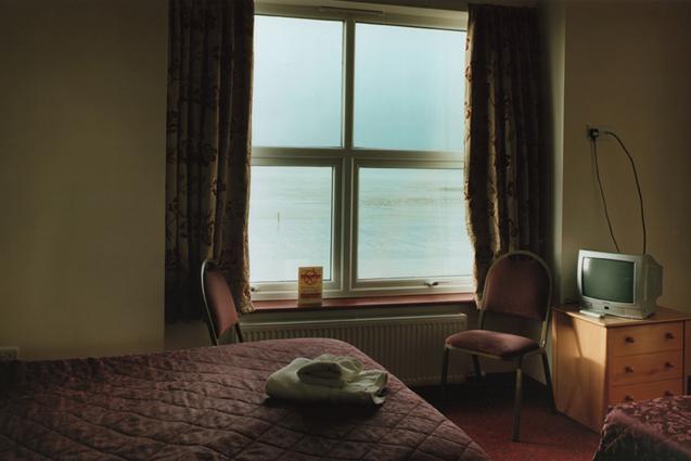 magnificentruin: Tim Richmond Room 31, Weston Super Mare, Somerset